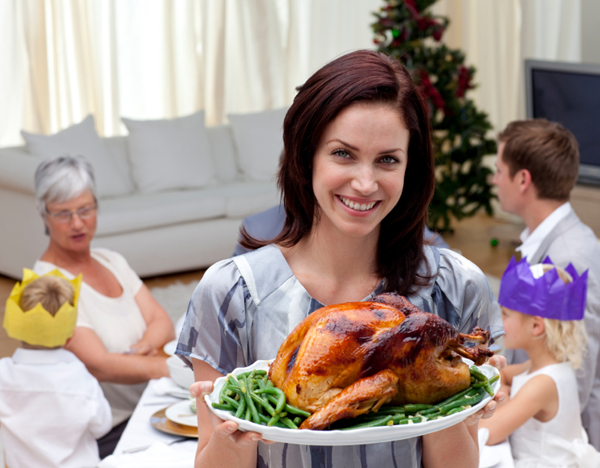 Eating Tips during Your Family Holiday