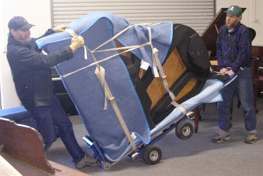 Master The Art Of Hiring Professional Piano Movers In